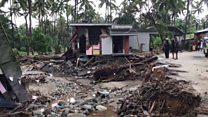 هدأت الأمطار ولم تنته الكارثة بجنوب الهند
