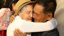لقاء بعد انفصال دام 60 عاما