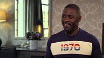 Idris Elba on directorial debut