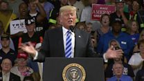 Trump: 'Where is the collusion?'