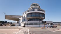 Listed status for airport building