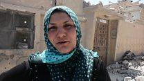 A Syrian family's return to Raqqa