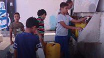 كيف يعيش الفلسطينيون مع ندرة الماء والكهرباء؟
