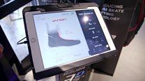تقنية تساعد على اختيار نوع ومقاس الحذاء المناسب