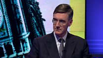 Rees-Mogg: Treasury in 'Brexit panic'