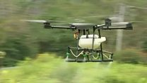 Drones aid war on drugs and other news