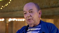 Lindsay Kemp on Bowie, Bush and eclairs