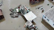 """Приморье после тайфуна """"Соулик"""": видео очевидцев"""