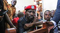 Uganda pop star MP freed