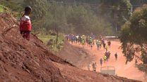Итен - кенийская Мекка для бегунов