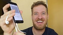 iPhone hacker puts headphone jack back