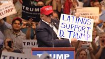 The Latinos who love Trump