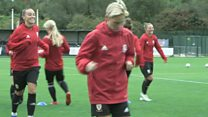 Wales women hope to 'galvanise'