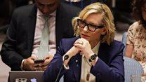Cate Blanchett on the Rohingya crisis