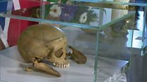 ألمانيا تعيد إلى ناميبيا جماجم ضحايا قتلوا إبان الاستعمار
