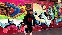 'Breakdancing helped me escape gangs'