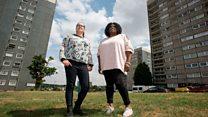 Tower block living: We're not slum people