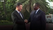 Why is China throwing money into Africa?