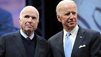 McCain and Biden's long friendship