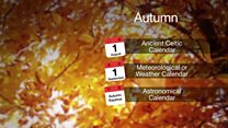 When do the seasons change?
