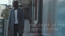 George the Poet: The death of the council home?