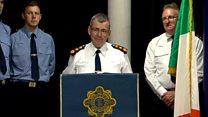 New Garda head Harris promises integrity