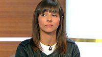 Roxanne Pallett: 'I apologise to Ryan'