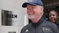 Evans on leaving Radio 2