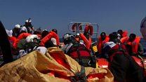 هشدار سازمان ملل در مورد مهاجرت از راه مدیترانه