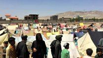 مهاجرتهای ناشی از خشکسالی در غرب افغانستان