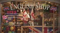 The Austrian English shop