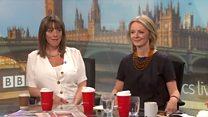 Labour MP rejects calls to dump 'boyfriend' Corbyn