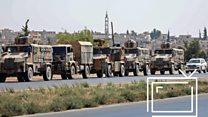 Асад готовится к штурму Идлиба