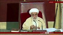 جنتی درغیاب روحانی اجلاس خبرگان را با انتقاد آغاز کرد