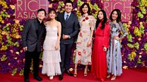 Crazy Rich Asians: 'We want a movement'
