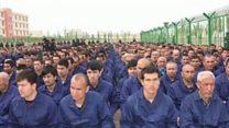 'China ta tsare musulmi yan Uighurs miliyan daya'