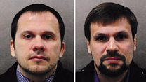 Police make appeal over Novichok suspects
