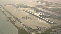 ऐसे मचाई जापान में तूफ़ान ने तबाही