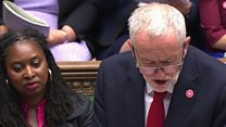 Corbyn 'not quite sure' who PM is listening to