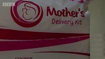 Un kit de 4$ pour sauver la vie des mères