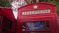 The red tape surrounding London's old red phoneboxes