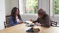 پای صحبت نویسنده کتاب های آشپزی؛ نایجل اسلایتر از سفرش به ایران میگوید