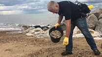 'Why I'm picking up a million cigarette butts'