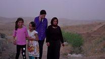 """ایزدیهای عراق؛ چهار سال بعد از """"جنایت علیه بشریت"""""""