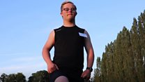 First Down's Syndrome running club