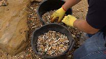 Выкидывая окурки, мы загрязняем среду пластиком