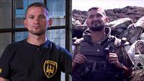 """Гей, воевавший в Донбассе: """"Жить в страхе – это ад"""""""
