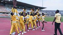 Cheerleading  ဟာ အိုလံပစ် အားကစားဖြစ်လာမလား