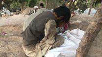 بعضی معتادان در هرات افغانستان میگویند ایرانیاند