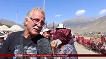 Жон Уорик: кыргыздардын кайыш менен иштегени кызыктырды